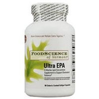 Frontier FoodScience of Vermont Ultra EPA Enteric Coated Softgels