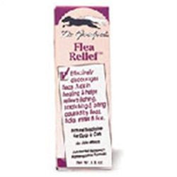 Frontier Flea Relief Homeopathic Dr. Goodpet 1 oz Liquid