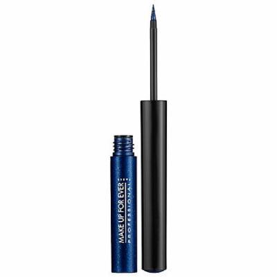 MAKE UP FOR EVER Aqua Liner 6 Iridescent Navy Blue 0.058 oz