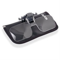 Carson Clip Flip Clip-On Magnifying Lenses