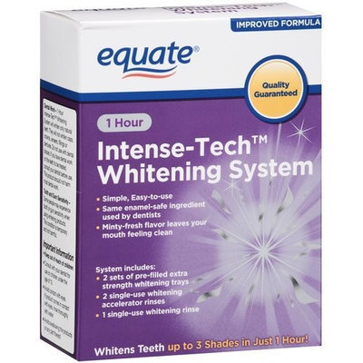 One-Hour Intense-Tech Whitening System by Equate