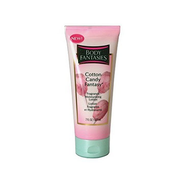 Cotton Candy Fantasy by Parfums De Coeur for Women. Fragrance Moisturizing Lotion 7.0 Oz / 207 Ml