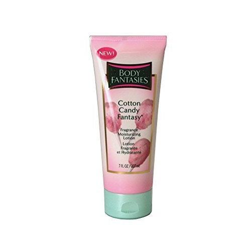 Cotton Candy Fantasy by Parfums De Coeur for Women. Fragrance Moisturizing Lotion 7.0 Oz / 207 Ml