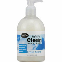 Shikai Products Shikai Very Clean Liquid Hand Soap Fresh Scent 12 fl oz