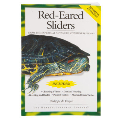 AVS Red-Eared Sliders Book