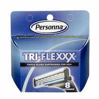 Personna Tri Flex Cartridge 8 Pack