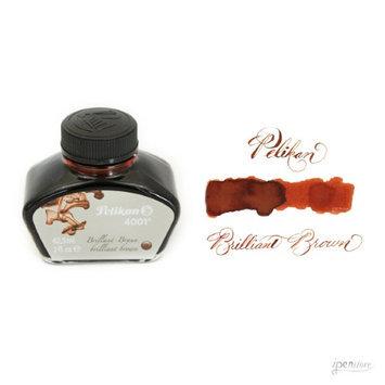 Pelikan INK Bottle 76 4001 Brilliant Brown 62.5ML
