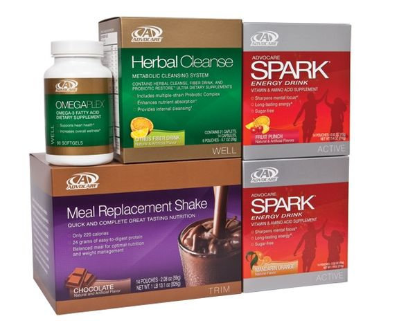 Advocare 24 Day Challenge Weight Loss System Reviews