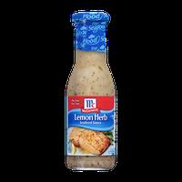 McCormick® Lemon Herb Seafood Sauce