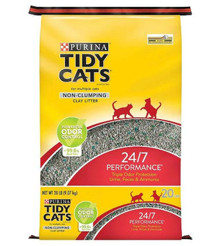 Tidy Cats Non-Clumping 24/7 Performance Cat Litter