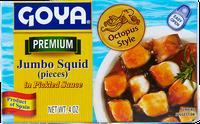 Goya® Jumbo Squid in Pickled Sauce