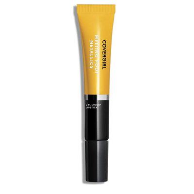 COVERGIRL Melting Pout Metallics Gel Liquid Lipstick