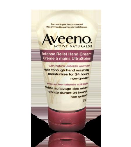 Aveeno® Intense Relief Hand Cream