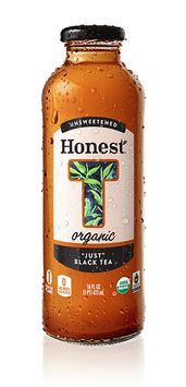 "Honest Tea Organic ""Just"" Black Tea"