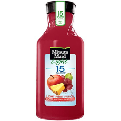 Minute Maid® Light™ 15 Calories Light Fruit Punch