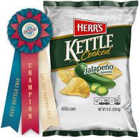 Herr's® Jalapeno Kettle Cooked Potato Chips