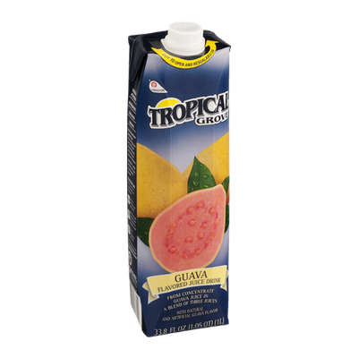 Tropical Grove Guava Flavored Juice Drink