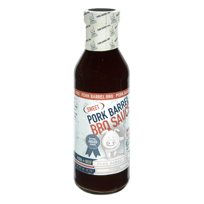 Pork Barrel Sweet BBQ Sauce