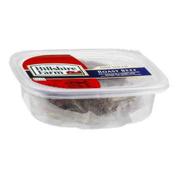 Hillshire Farm Thin Sliced Roast Beef