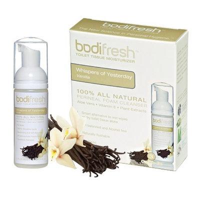 Bodifresh Toilet Tissue Moisturizer, Vanilla, 3 ea