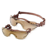 Doggles Medium K9 Optix Sunglasses for Dogs, Frameless, Copper Lens