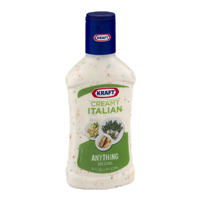 Kraft Creamy Italian Anything Dressing