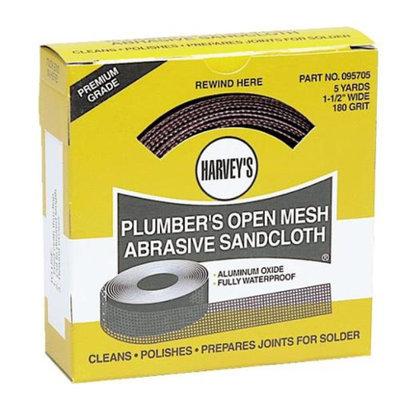 William H. Harvey 095705 Abrasive Cloth-1-1/2