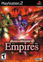 Omega Force Dynasty Warriors 4 Empires