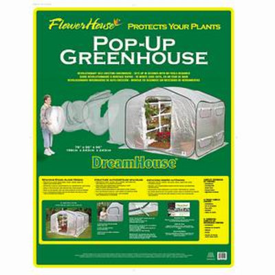 Flowerhouse Dream House 6.5x8x8' Model FHDH500