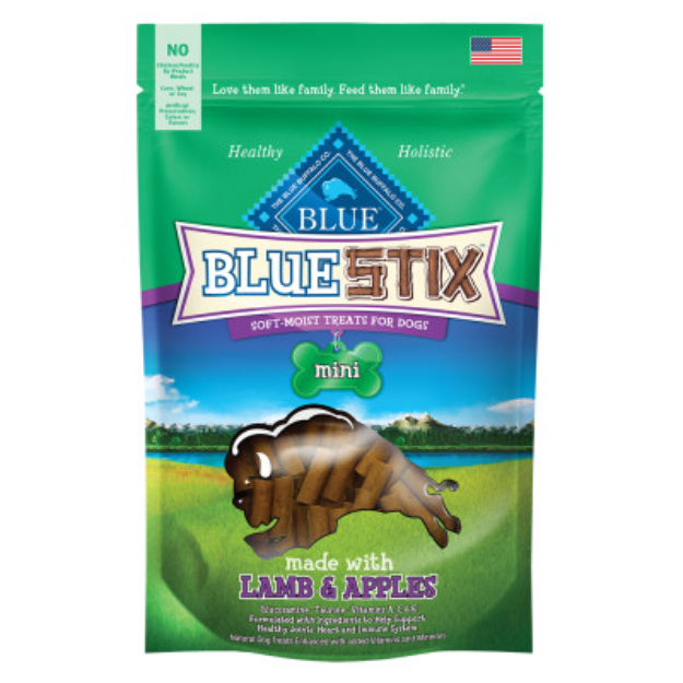 THE BLUE BUFFALO CO. BLUE™ Stix™ Lamb & Apple Soft-Moist Treats