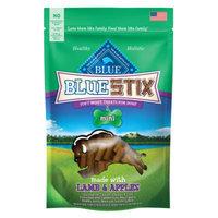 THE BLUE BUFFALO CO. BLUE™ Stix™ Lamb & Apple Soft-Moist Treats