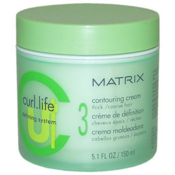 Curl.life By Matrix Defining System Contour Cream 5.1 Ounces