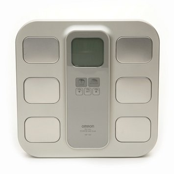 Omron Body Fat Monitor and Scale - Model HBF-400