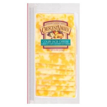 Crescent Valley Colby Jack Cheese 8 oz
