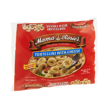 Mama Rosie's Tortellini with Cheese