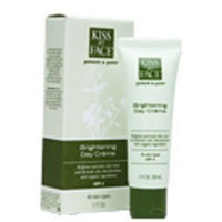Kiss My Face Brightening Day Creme with-SPF 4 - 1 oz