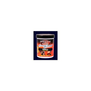 Omega One Freeze Dried Krill, .85 oz.