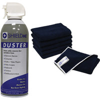 Shieldme Screen Kleen Screen Clean, Duster and Micro Cloth Bundle