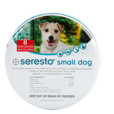 Seresto Flea & Tick Dog Collar
