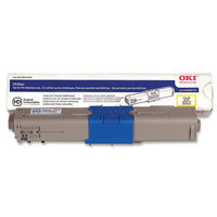 C530 And Mc561 Mfp Yellow Toner Cartridge, Type C17 (5K)