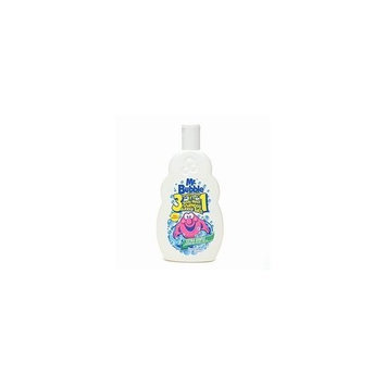 Mr. Bubble 3 in 1 Baby Bubble Bath, Body Wash and Hair Shampoo, Extra Gentle Flavor - 12 Oz