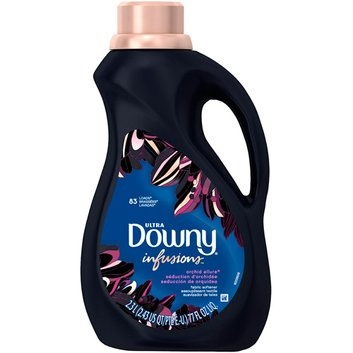 Downy Ultra Infusions Orchid Allure Liquid Fabric Softener 83 Loads 77 Fl Oz