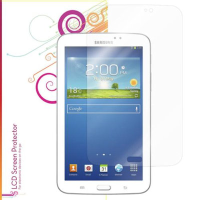 rooCASE Samsung GALAXY Tab 3 7.0 GT-P3210 Screen Protector - Ultra HD Plus Premium High Definition Film for 7-Inch 7