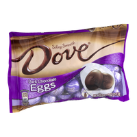 Dove Chocolate Silky Smooth Dark Chocolate Eggs