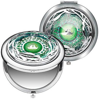 Sephora Disney Collection Ariel Set The Mood Compact Mirror