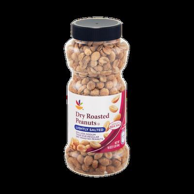 Ahold Peanuts Dry Roasted Lightly Salted
