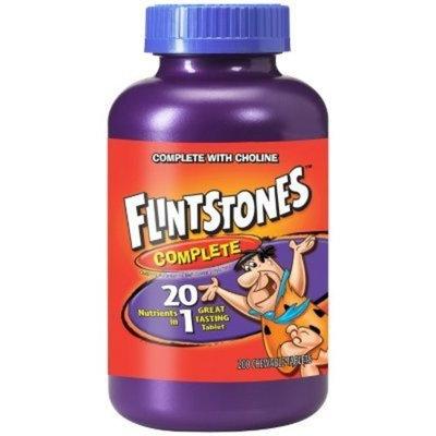 Flintstones Vitamins® Flintstones Complete Childrens Multivitamin - 200 Chewable Tablets