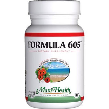 Maxi Health Formula 605 Sleep Aid Maxi-Health 60 Caps