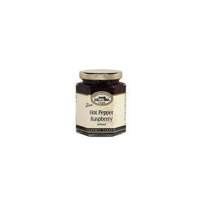 Robert Rothschild Farm Hot Pepper Raspberry Spread 11 oz. - Farm Ohio Gourmet Food 22655