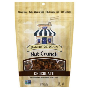 Bakery On Main NUT CRUNCH, CHOCOLATE, (Pack of 6)